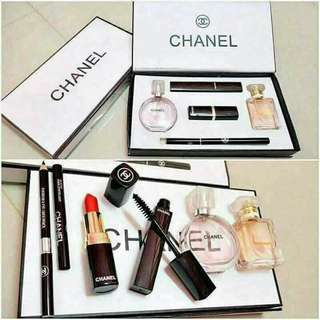 Set Chanel 5in1