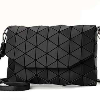 Geometric Sling Bag