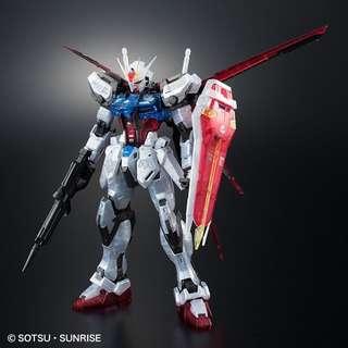MG Aile Strike Gundam Ver. RM 1/100 [clear colour] Limited!