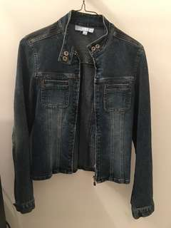 Jacobs denim jacket
