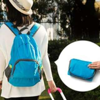 Foldable Light Portable Travel Bag Backpack