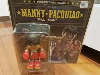 MANNY PACQUIAO MINDSTYLE ACTION FIGURE VERY RARE