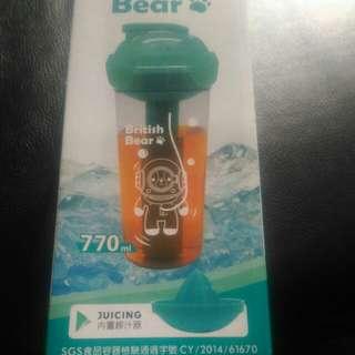 🚚 英國熊健康隨身杯