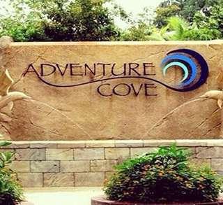 Adventure cove $22 adult