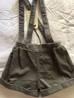 Feather drum suspenders size 6