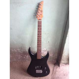 rj electric guitar