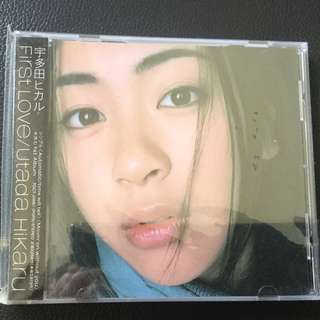 Utada Hikaru First Love