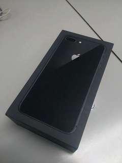 brand new iphone 8 plus (64gb)