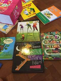 Bible stories great books for kids