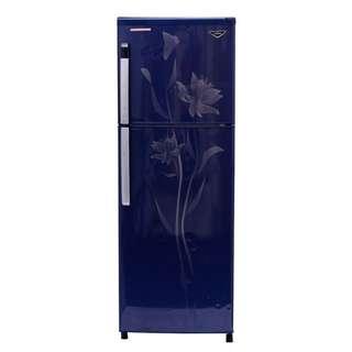 Fujitec Lemari Es Dua Pintu D 248 FS - Biru
