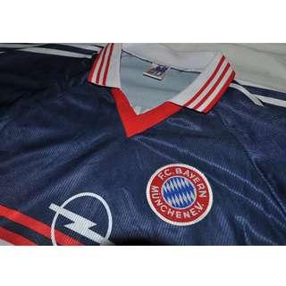 Bayern Munchan Jersey Lelaki