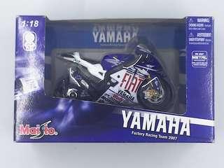 Collector Item: Maisto Yamaha Valentino Rossi 46