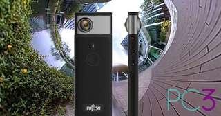 原裝全新 Fujitsu Live! 360Camera NX600 #sellmygadget