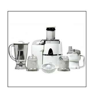 Juicer 7 in 1 Mogen Clasis Korea Germani - Blender Buah Multifungsi