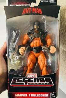 Original Marvel Legends Infinite Series Action Figures (Bulldozer)