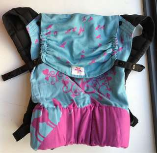Kokadi Baby Carrier ~ Erna in Winderland Flip Baby