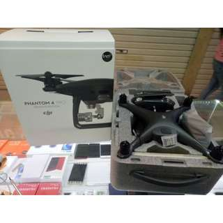 Kamera Dji Phantom 4 Pro Obsidian Edition Fullset