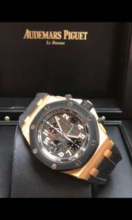 AP Offshore Roo Rubberclad Rose Gold