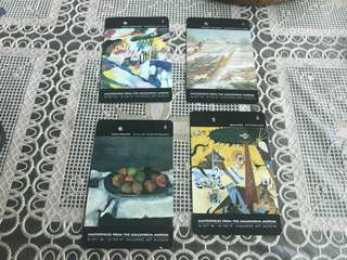 Expired MRT Cards - Collectibles Set 2