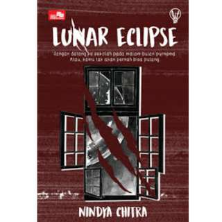 Ebook Lunar Eclipse - Nindya Chitra