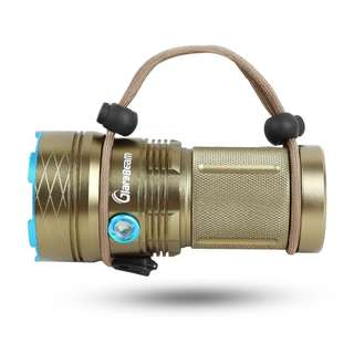 708. GiareBeam Waterproof LED Flashlight