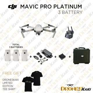 MAVIC PRO PLATINUM 3 BATTERY
