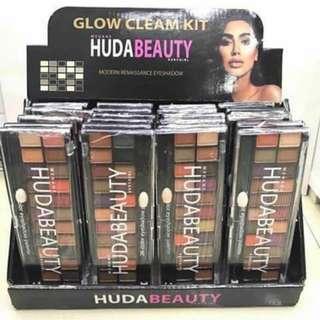 huda beauty glow cream kit