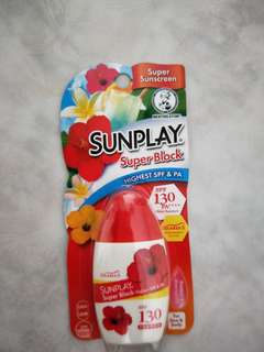 Sunplay Sun Block