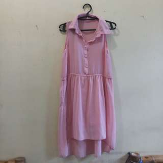 See-Thru Dress