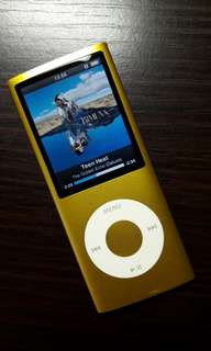 🚚 Apple iPod Nano 第4代