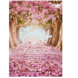 Ebook Creating Destiny - Amy F