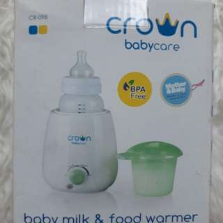 BABY MILK & FOOD WARMER