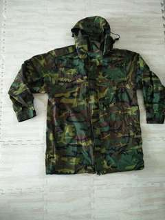 Army Gore-tax Jacket