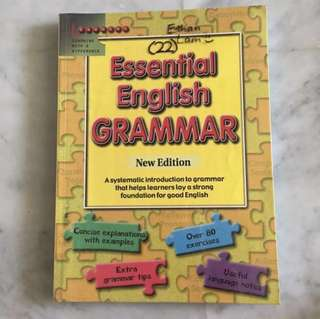 Primary Level : English Grammar for Students (New)