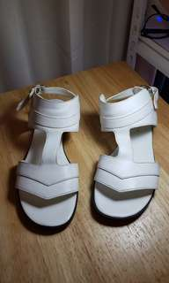 Charles and Keith flats not mk topshop f21