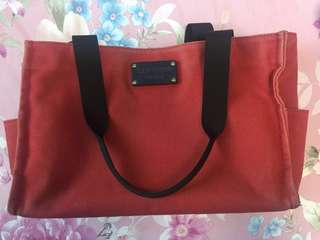 Kate Spade Handbag / Diaper Bag - Reddish Pink [pending]