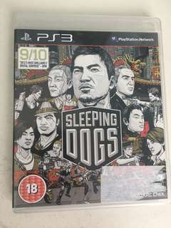 Sleeping Dogs <PS3>