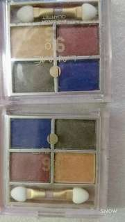Nyx Eyeshadow 2 for 500