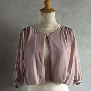 Dusty Pink Outer