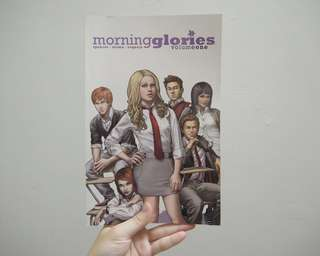 Morning Glories (Volume One)