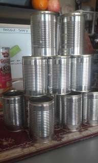 Free Tin Cans