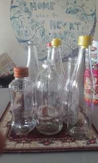 Free Glass Bottles