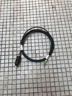 2005, 2006, 2007 Subaru Impreza sedan TS petrol cover pull cable