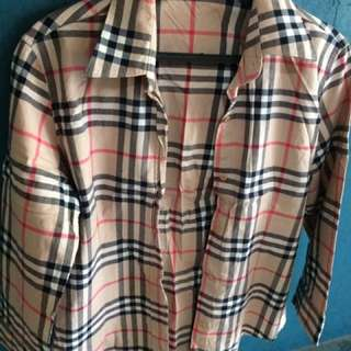 Authentic Burberry Long Sleeve
