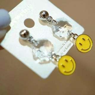 ✈韓國連線ing🇰🇷 笑哈哈 earrings