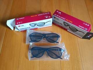 LG電視 3D眼鏡