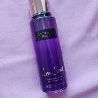 Victoria Secret Love Spell