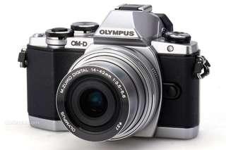 M43 Olympus Panasonic可用 14-42mm kit 電zoom鏡  機身已賣