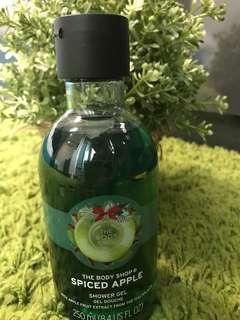 Spiced Apple Shower Gel