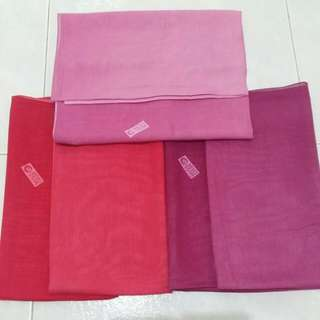 Two Shade Color Scarf
